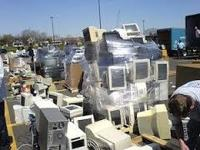 Figures of Computer Recycling