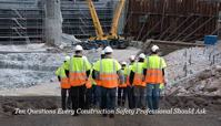 About Construction Safety