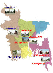 Export Processing Zones of Bangladesh