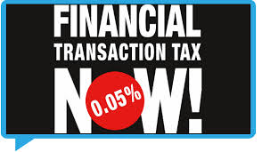 Financial Transaction Tax