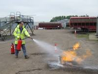Know about Fire Safety Training
