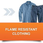 Flame Resistant Clothing for Safety