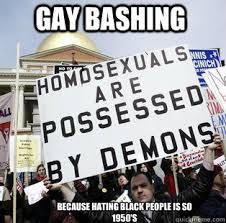 Gay Bashing