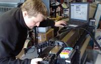 About Laser Printer Maintenance