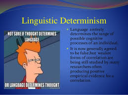 determinism thesis Determinism, philosophical thesis that every event is the inevitable result of antecedent causes applied to ethics and psychology, determinism usually involves a denial of free will free will,.