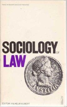 Modern Sociology of Law