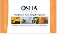 OSHA Outreach Training