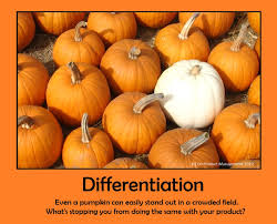 Product Differentiation Marketing