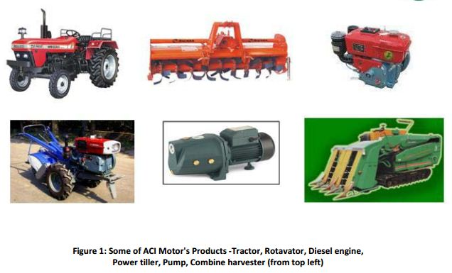 Aci motors service center for Rice pump and motor
