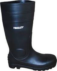 Rubber Work Boot for Safety