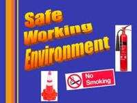 Create a Safe Working Environment