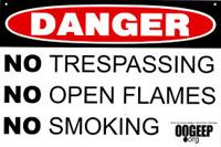Safety Signs for Workforce