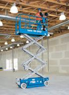 About Scissor Lifts
