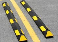 Speed Bumps and Parking Stops