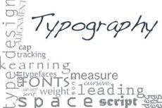 Discuss about Typography