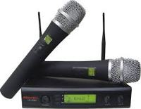 Define on Wireless Microphones