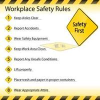 Work Place Safety Policy