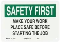 Workplace Safety Slogans