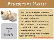 Garlic Health