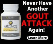 About Gout Medication