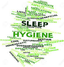 essay on sleep hygiene Guidelines sleep/wake times (regularity): wake up and go to sleep at the same moments of the day (where 'moments' are the distinct positions of the sun.