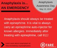 About Anaphylaxis