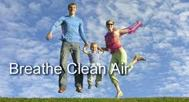 Breathing Clean Air