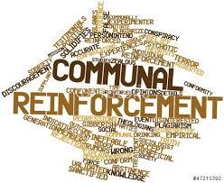 Communal Reinforcement