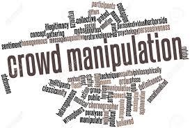 Crowd Manipulation