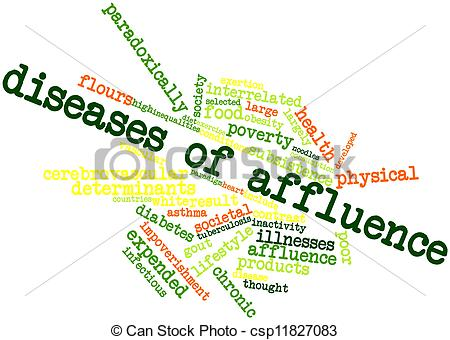 Diseases of Affluence
