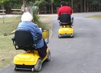Advantages of Electric Wheelchair Scooters