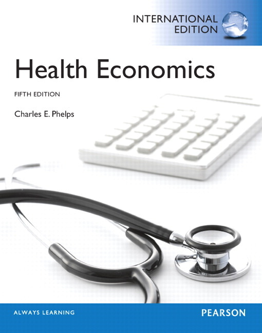 health economics thesis 1 the impact of health on economic growth: the case of tonga from 1970-2011 a thesis submitted in partial fulfillment of the requirements for the degree.