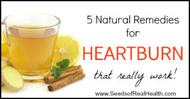 Remedy for Heartburn