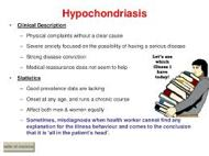 Hypochondriasis