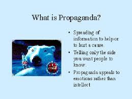 Propaganda Definition