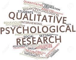 Qualitative Psychological Research