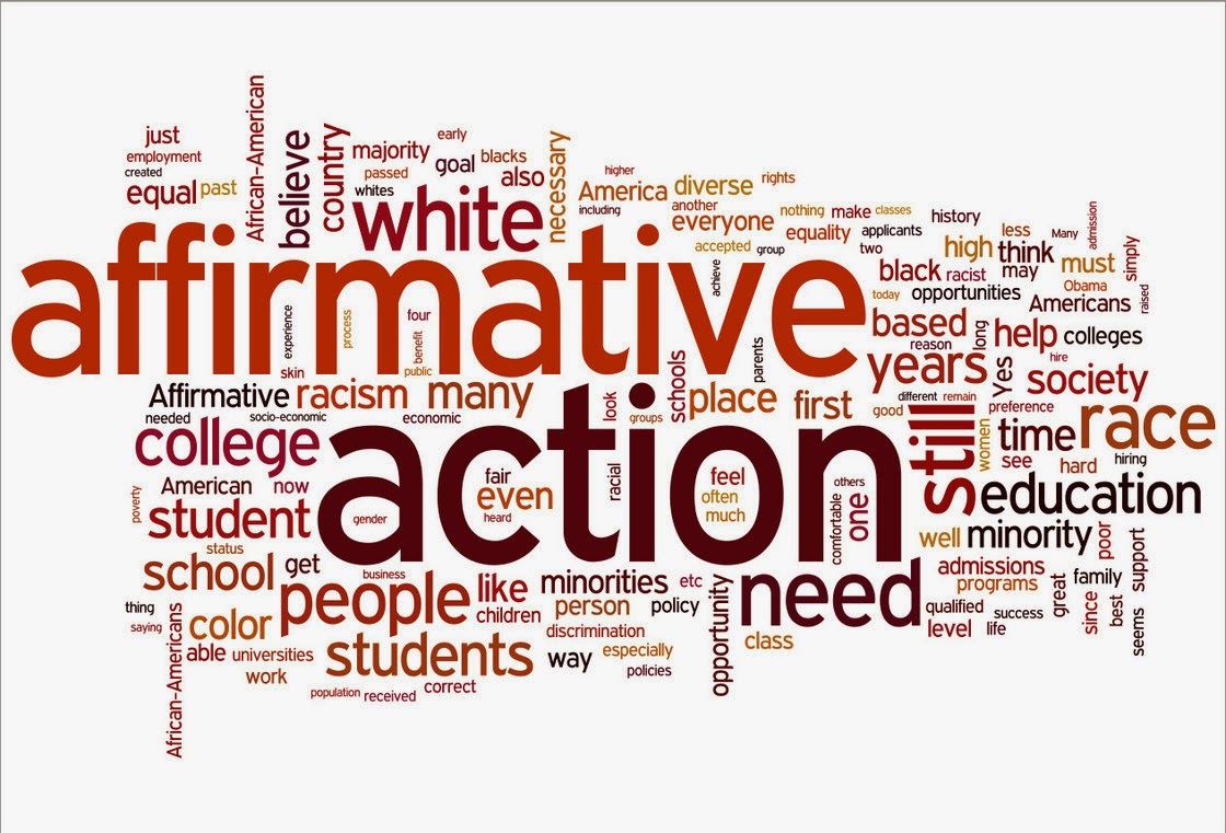 affirmativ action This page provides a background of affirmative action and an overview of the debate surrounding the issue.