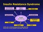 Metabolic Syndrome and Insulin Resistance
