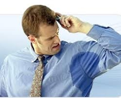 Define on Excessive Sweating