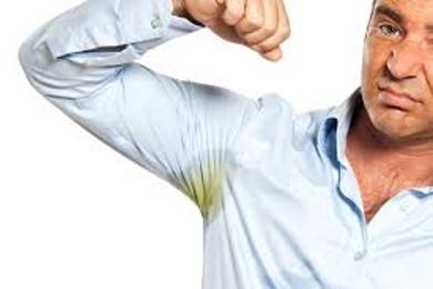 Underarm Sweat