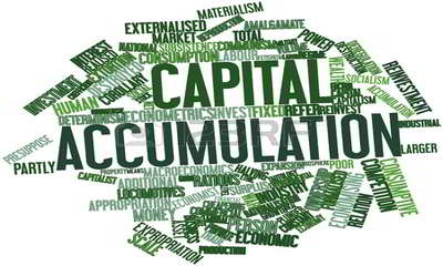 Capital Accumulation Theoty
