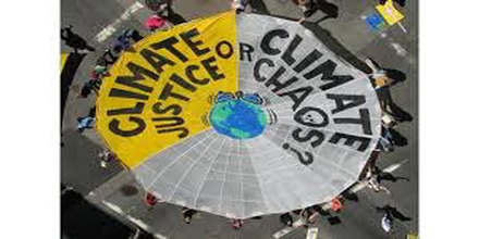 Climate Justice Term