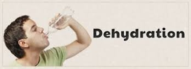 Define on Dehydration