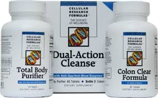 Dual Action Colon Cleanse