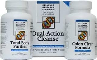 Dual Action Colon Cleanse
