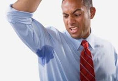 Excessive Underarm Perspiration