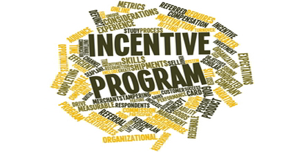 Application Format for Incentive