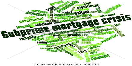 subprime thesis The international impact of the subprime mortgage meltdown the collapse of the us subprime mortgage market triggered an international financial crisis that now stretches from norway to china and the middle east.