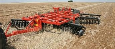 Use of Disc Harrows