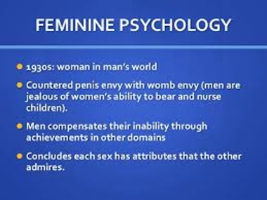 Feminine Psychology